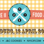 idGeekGirls Share II: Food & Social Media. Berbagi Cerita, Pengalaman dan Kecintaan Pada Kuliner.