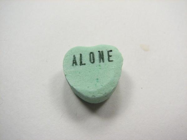 alone by L.Marie_id geek girls blog