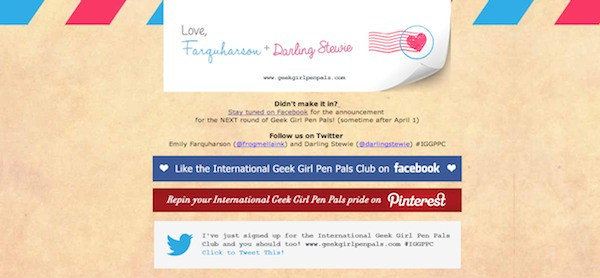 International Geek Girl Pen Pals Club IGGPPC_id geek girls blog_2