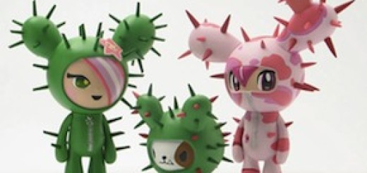 Cactus Friends - tokidoki