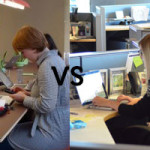Open Office vs. Cubicle